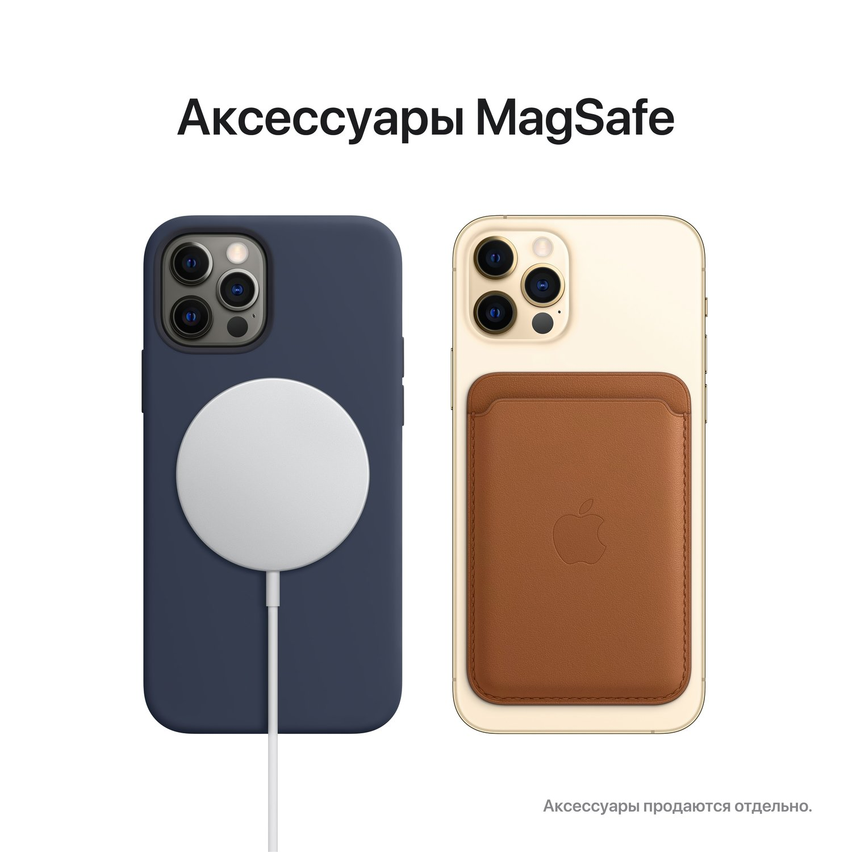 Смартфон Apple iPhone 12 Pro Max 128GB Pacific Blue (MGDA3) фото 7