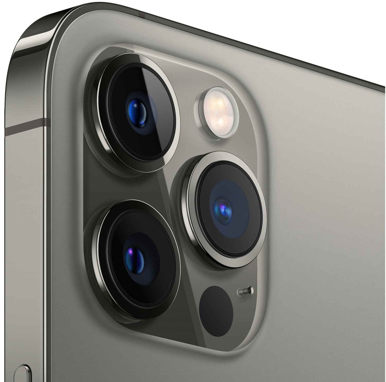 Смартфон Apple iPhone 12 Pro Max 256GB Graphite (MGDC3) фото 3