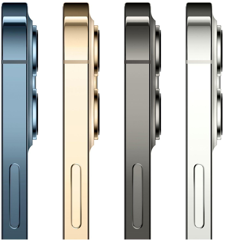 Смартфон Apple iPhone 12 Pro Max 256GB Graphite (MGDC3) фото 4