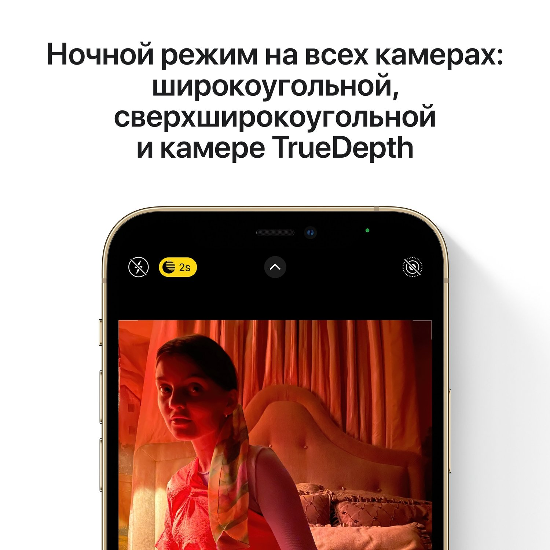 Смартфон Apple iPhone 12 Pro Max 256GB Graphite (MGDC3) фото 5