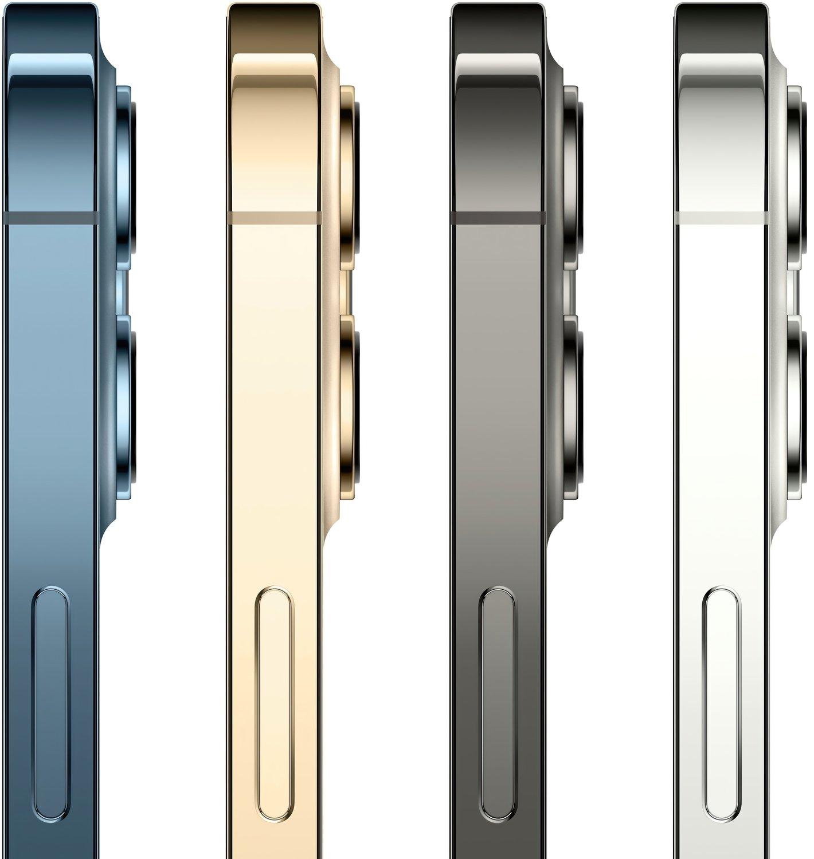 Смартфон Apple iPhone 12 Pro Max 256GB Pacific Blue (MGDF3) фото 5