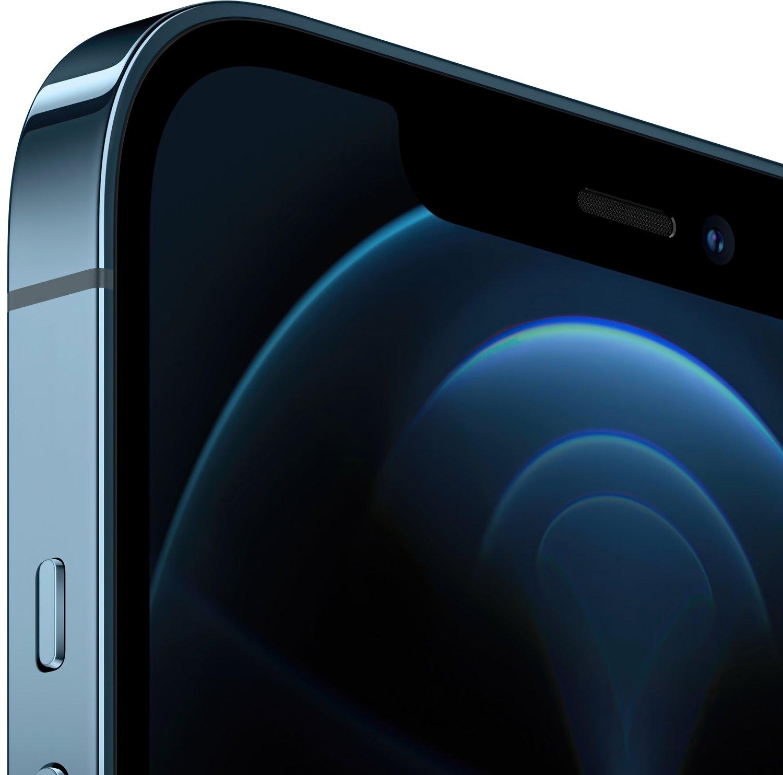 Смартфон Apple iPhone 12 Pro Max 256GB Pacific Blue (MGDF3) фото 3