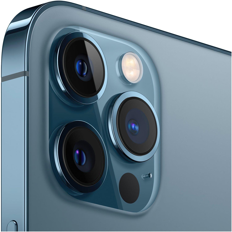 Смартфон Apple iPhone 12 Pro Max 256GB Pacific Blue (MGDF3) фото 2