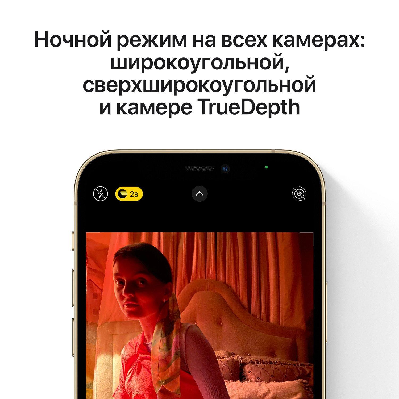 Смартфон Apple iPhone 12 Pro Max 512GB Silver (MGDH3) фото 5