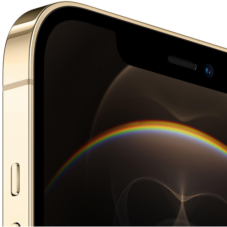 Смартфон Apple iPhone 12 Pro Max 512GB Gold (MGDK3) фото 2