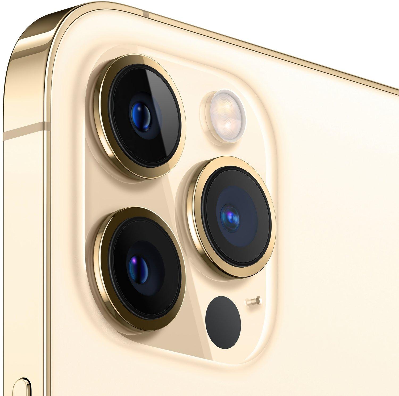 Смартфон Apple iPhone 12 Pro Max 512GB Gold (MGDK3) фото 3
