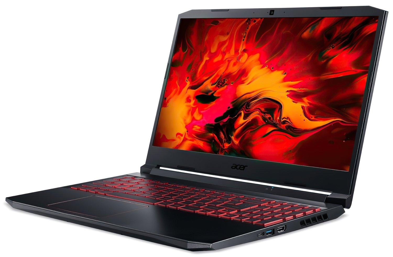 Ноутбук ACER Nitro 5 AN515-55 (NH.Q7JEU.01C)+ігрова мишка+поверхню+гарнітура фото