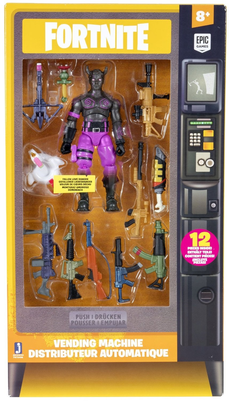 Колекційна фігурка Jazwares Fortnite International Vending Machine Fallen Love Ranger (FNT0498) фото