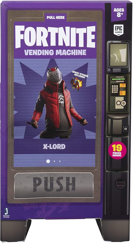 Коллекционная фигурка Jazwares Fortnite International Vending Machine X-Lord (FNT0499) фото