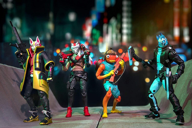Коллекционная фигурка Jazwares Fortnite Legendary Series Drift - Stage 5 S5 (FNT0283) фото