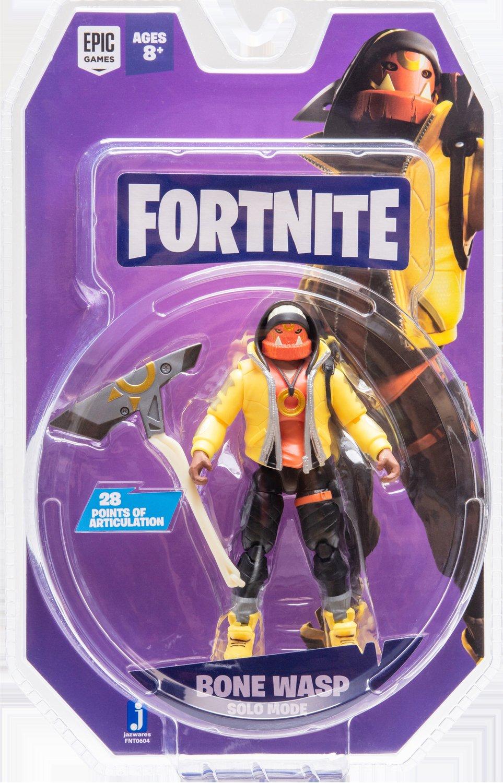 Коллекционная фигурка Jazwares Fortnite Solo Mode Bone Wasp S6 (FNT0604) фото