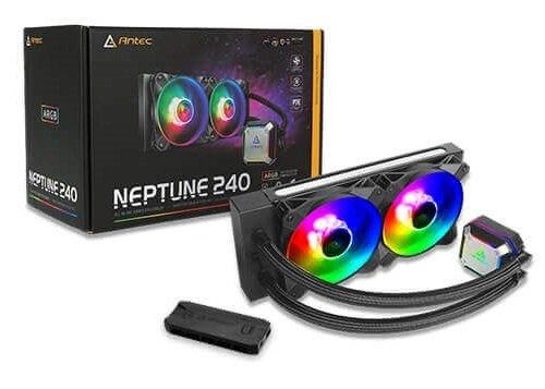 Система рідинного охолодження Antec Neptune 240 ARGB (0-761345-74027-2) фото