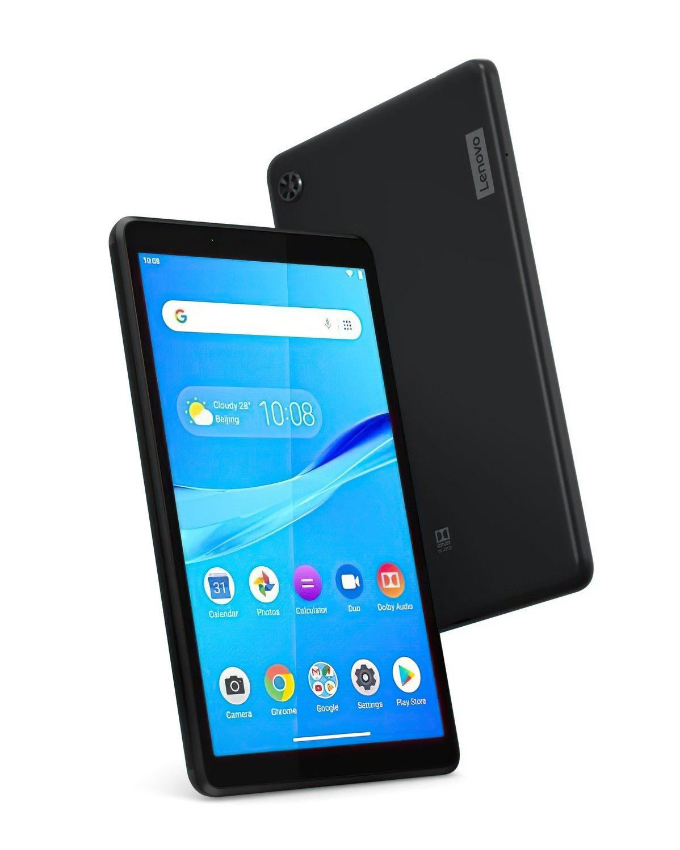 Планшет Lenovo Tab M7 1/16 LTE Onyx Blackфото