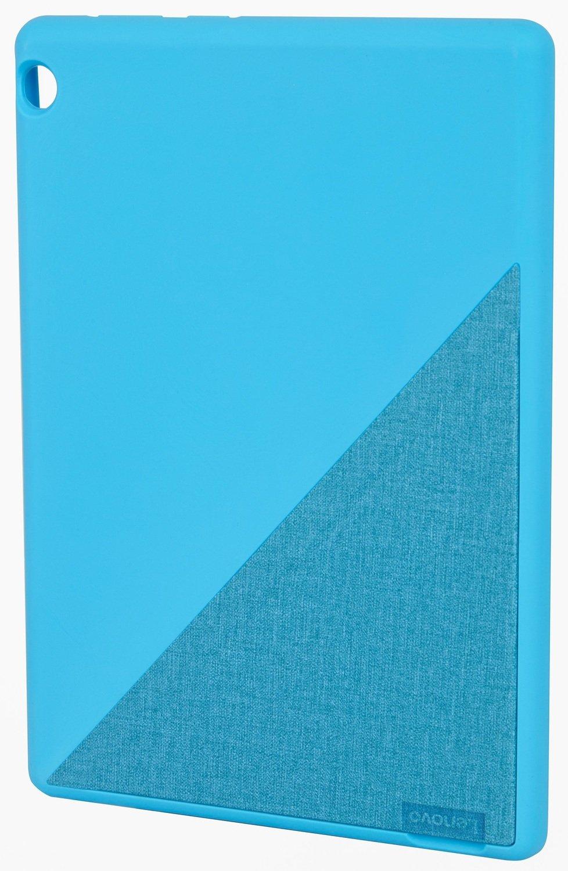 Защитный набор Lenovo для планшета TAB M10 FHD Bumper, голубой + защитная пленка (ZG38C02631) фото