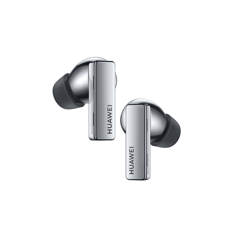 Навушники Bluetooth Huawei FreeBuds Pro Silver Frost фото9