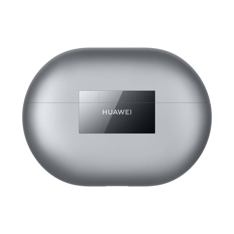 Навушники Bluetooth Huawei FreeBuds Pro Silver Frost фото5