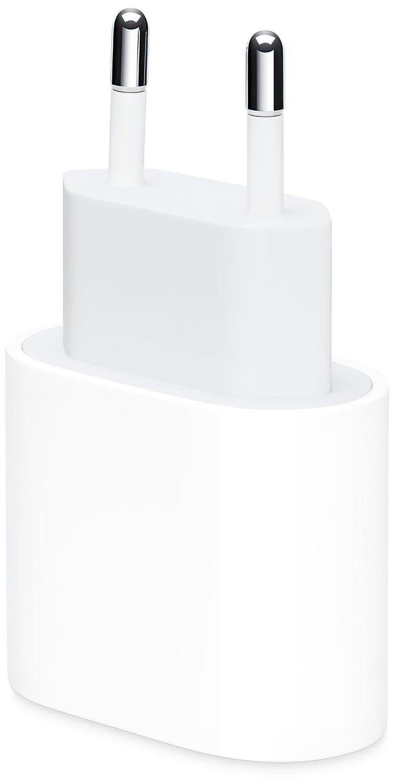 Сетевое зарядное устройство Apple 20W USB-C Power Adapter White (MHJE3ZM/A) фото 2
