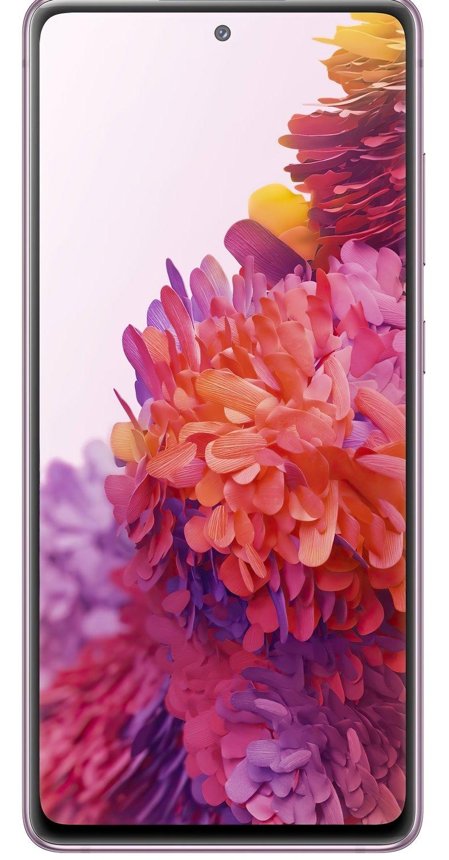 Смартфон Samsung Galaxy S20 FE 256Gb Light Violet фото 3