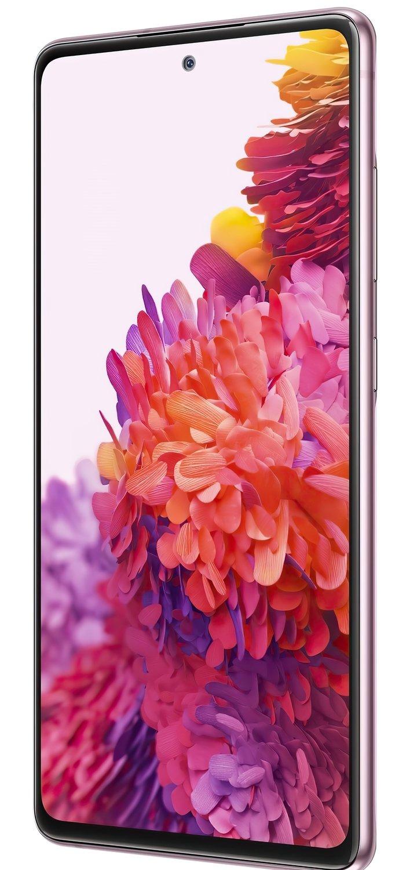 Смартфон Samsung Galaxy S20 FE 256Gb Light Violet фото 4
