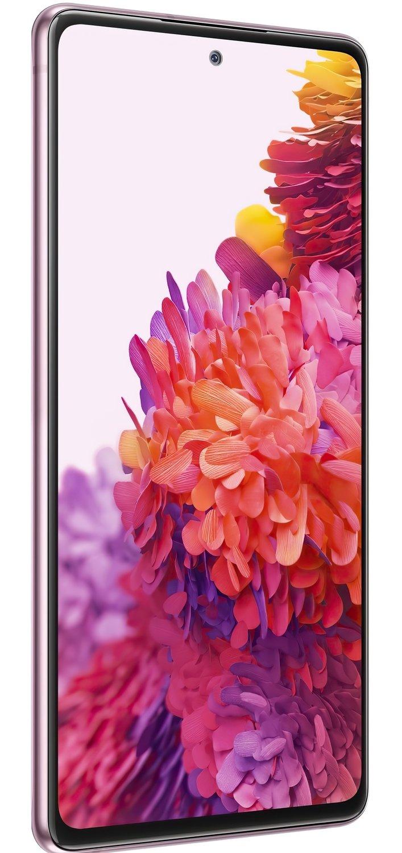 Смартфон Samsung Galaxy S20 FE 256Gb Light Violet фото 2