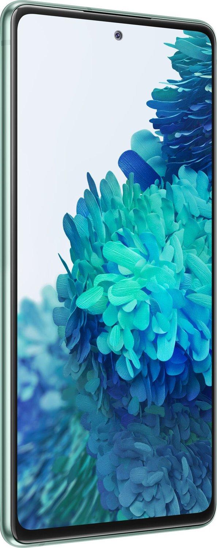Смартфон Samsung Galaxy S20 FE 256Gb Green фото 2
