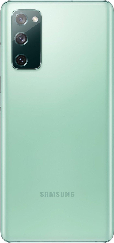 Смартфон Samsung Galaxy S20 FE 256Gb Green фото 5