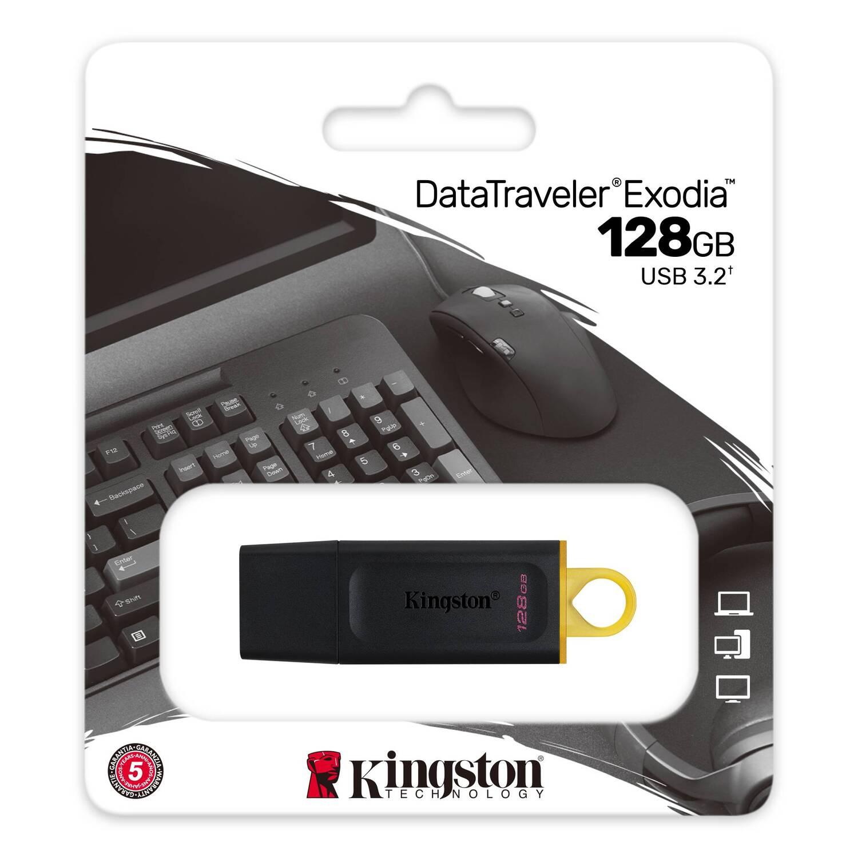 Накопичувач USB 3.2 Kingston 128GB Gen1 DT Exodia (DTX/128GB) фото5