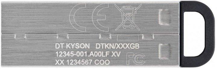 Накопичувач USB 3.2 Kingston 128GB Gen1 DT Kyson (DTKN/128GB) фото3