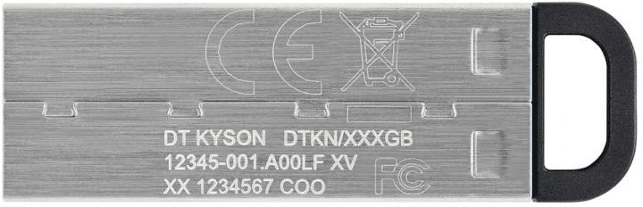 Накопичувач USB 3.2 Kingston 64GB Gen1 DT Kyson (DTKN/64GB) фото4