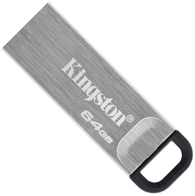 Накопичувач USB 3.2 Kingston 64GB Gen1 DT Kyson (DTKN/64GB) фото3