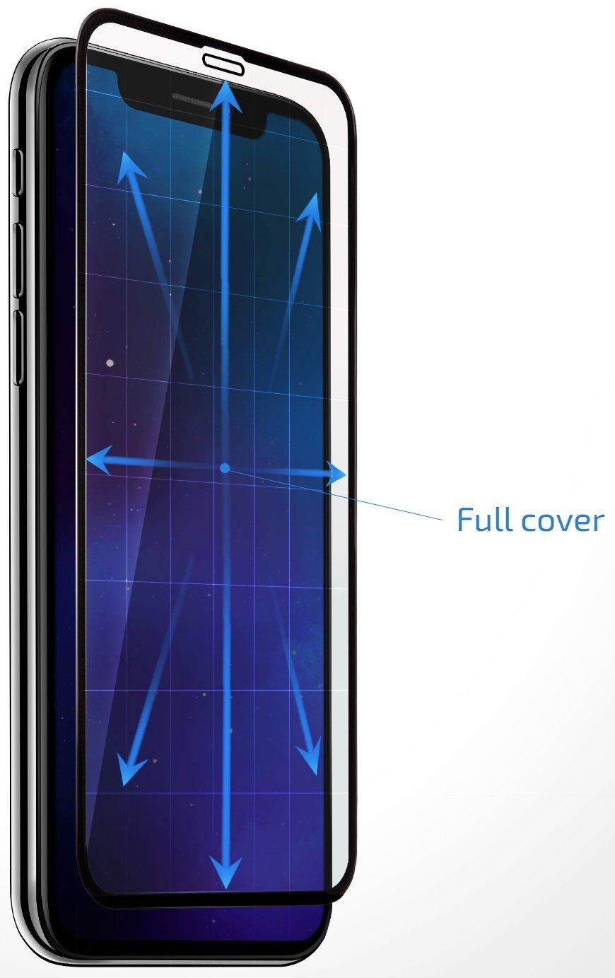 Защитное стекло 2E для Apple iPhone 12/12 Pro 2.5D FCFG Black Border фото 2