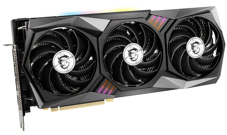Відеокарта MSI GeForce RTX3070 8GB GDDR6 GAMING X TRIO (RTX_3070_GAMING_X_TRIO) фото3