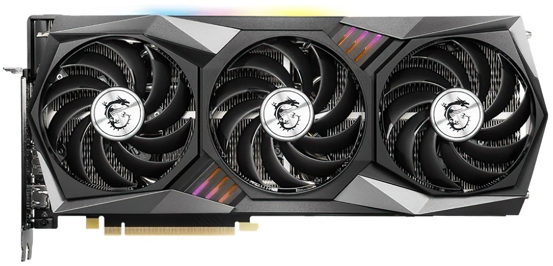 Відеокарта MSI GeForce RTX3070 8GB GDDR6 GAMING X TRIO (RTX_3070_GAMING_X_TRIO) фото2