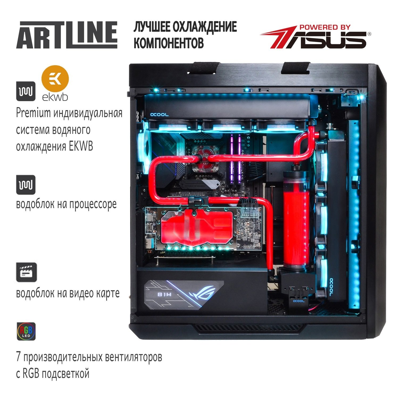 Системный блок ARTLINE Overlord RTX P98 v18 (P98v18) фото 8