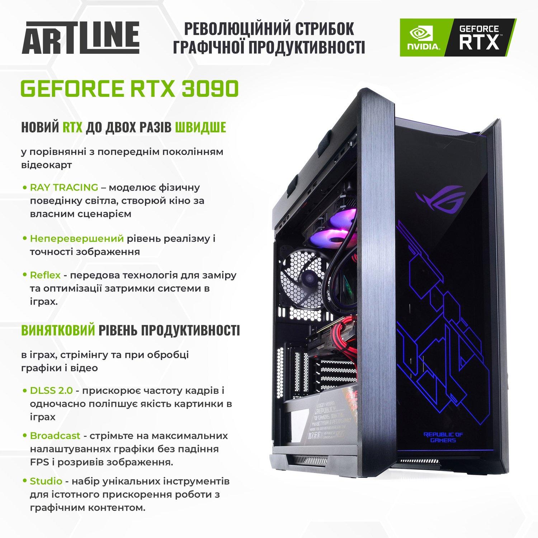 Системный блок ARTLINE Overlord RTX P98 v18 (P98v18) фото 5