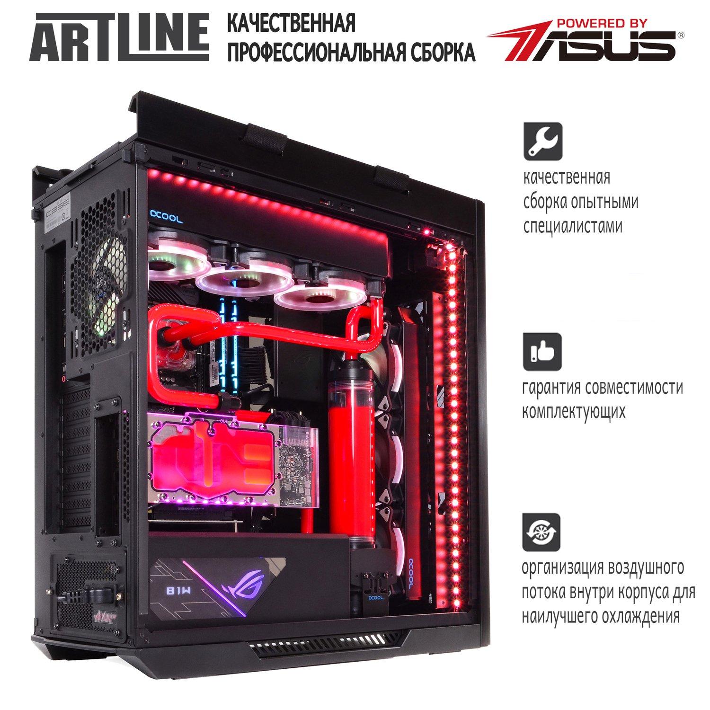 Системный блок ARTLINE Overlord RTX P98 v18 (P98v18) фото 10