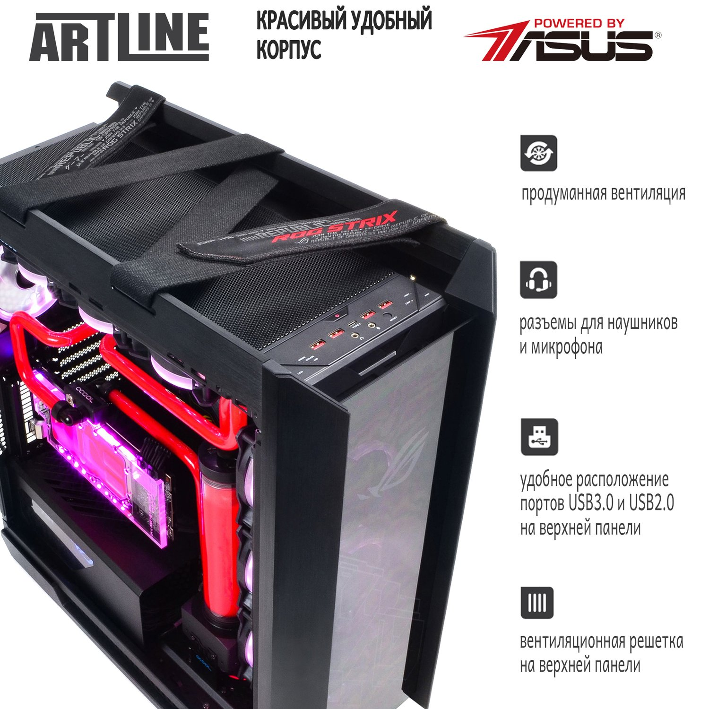 Системный блок ARTLINE Overlord RTX P98 v18 (P98v18) фото 6