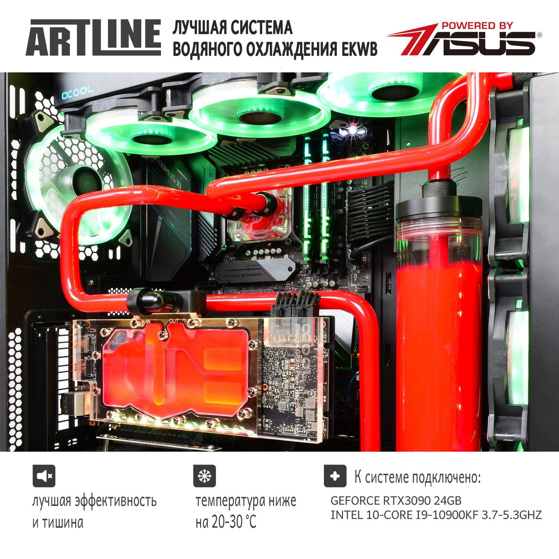 Системный блок ARTLINE Overlord RTX P98 v18 (P98v18) фото 9