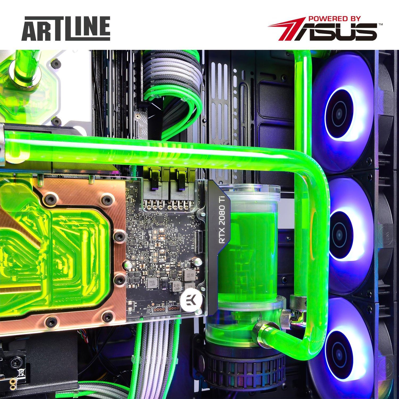 Системный блок ARTLINE Overlord RTX P99 v07 (P99v07) фото 11