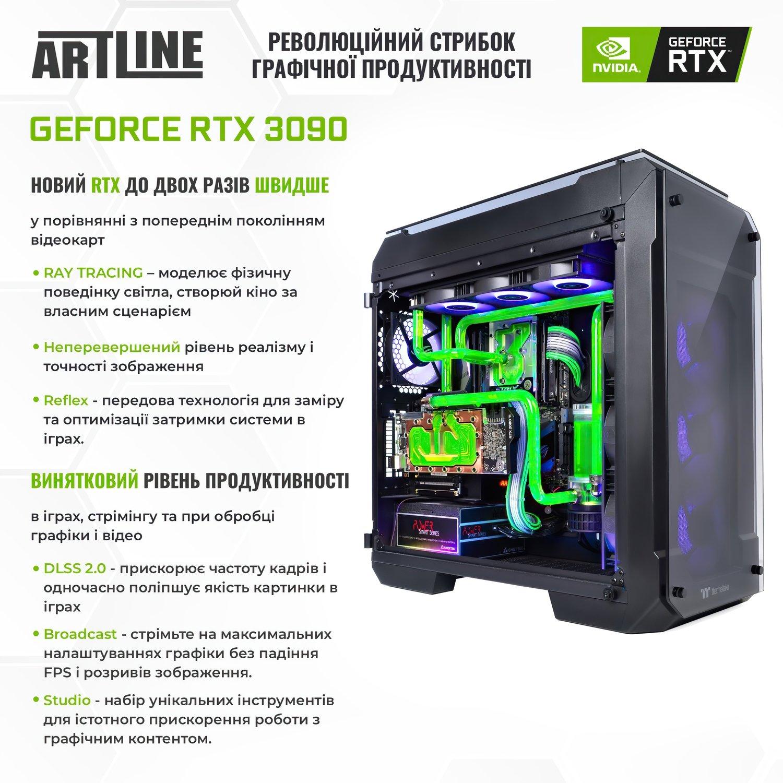 Системный блок ARTLINE Overlord RTX P99 v07 (P99v07) фото 13
