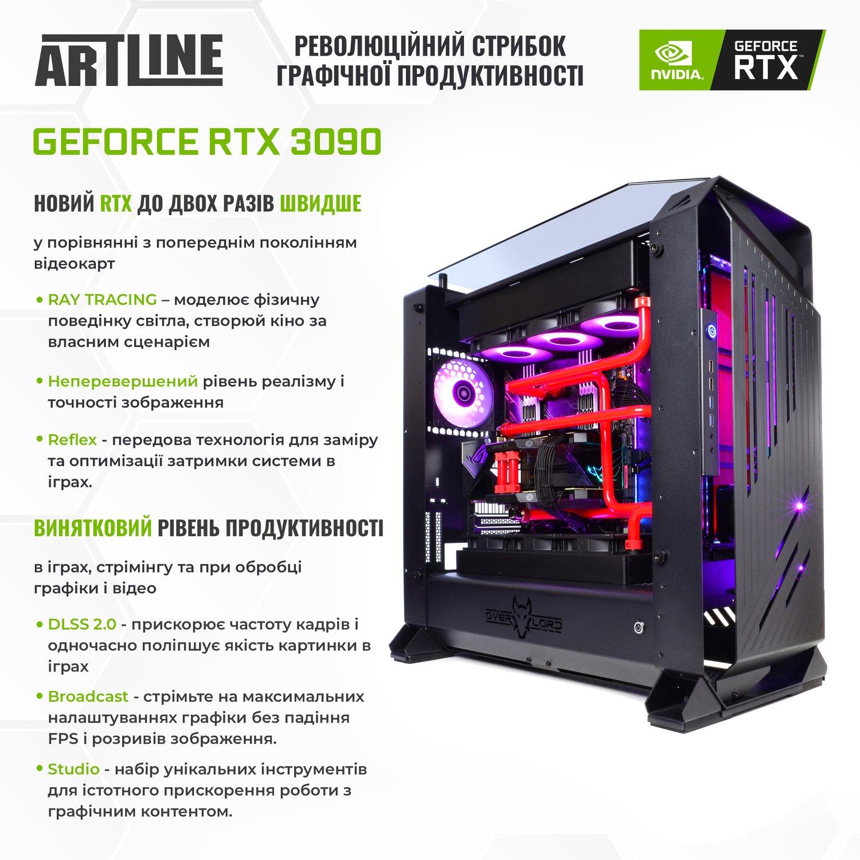 Системный блок ARTLINE Overlord RTX P99 v23 (P99v23) фото 5