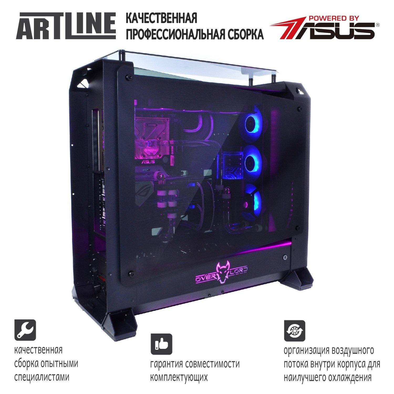 Системный блок ARTLINE Overlord RTX P99 v23 (P99v23) фото 9