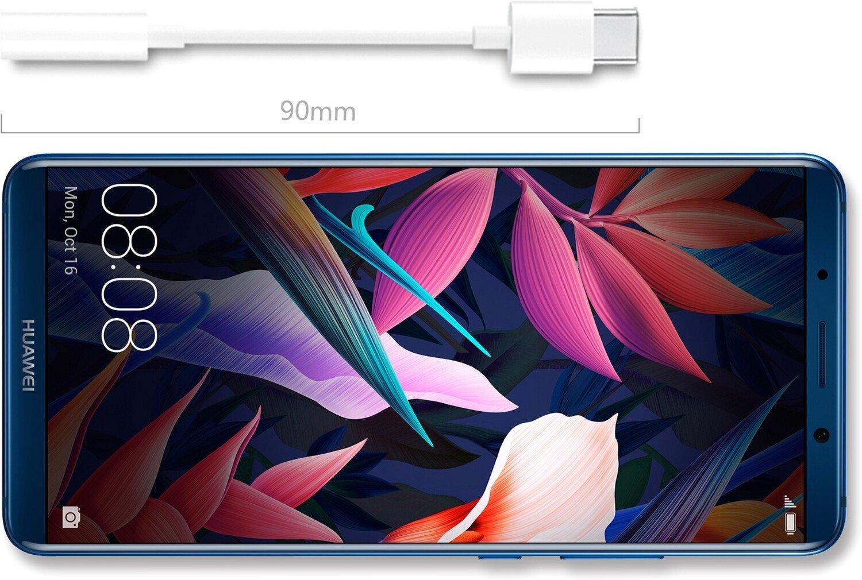 Мережевий зарядний пристрій Huawei SuperCharge (Max 40W) CP84 White (55030086) фото3