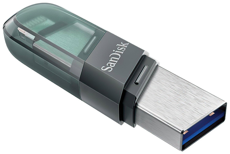 Накопичувач SanDisk 128GB iXpand USB 3.1/Lightning Apple фото