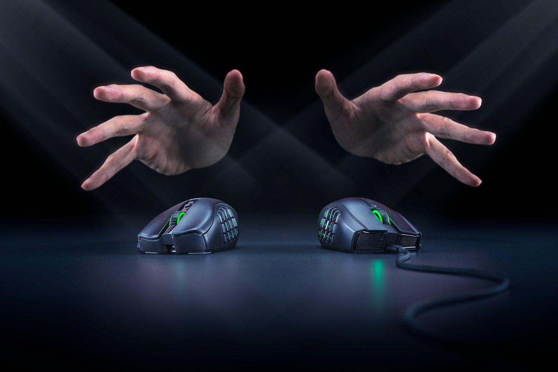 Ігрова миша Razer Naga Pro Wireless Gaming Mouse (RZ01-03420100-R3G1) фото