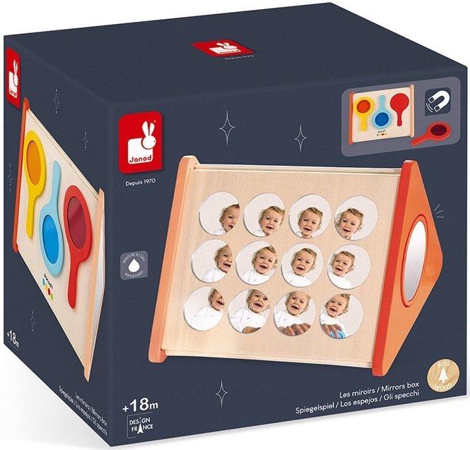 Развивающая игра Janod Зеркала (J05069) фото
