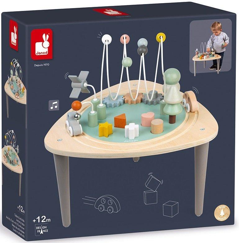 Игровой столик стол Janod Sweet Cocoon (J04411) фото