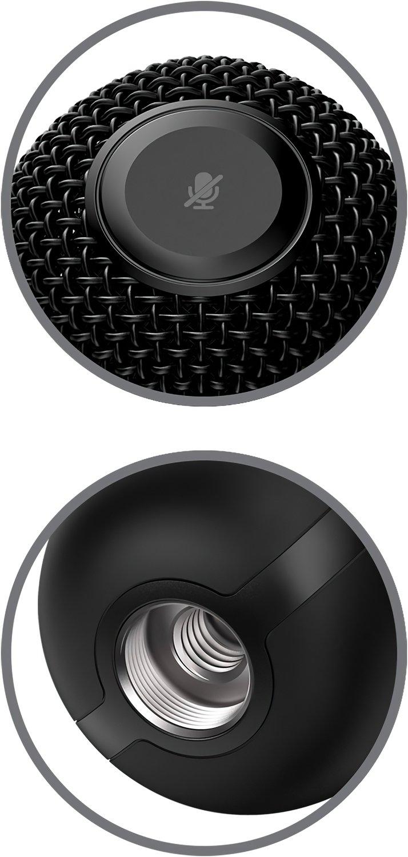 Микрофон HyperX SoloCast (HMIS1X-XX-BK/G) фото 5