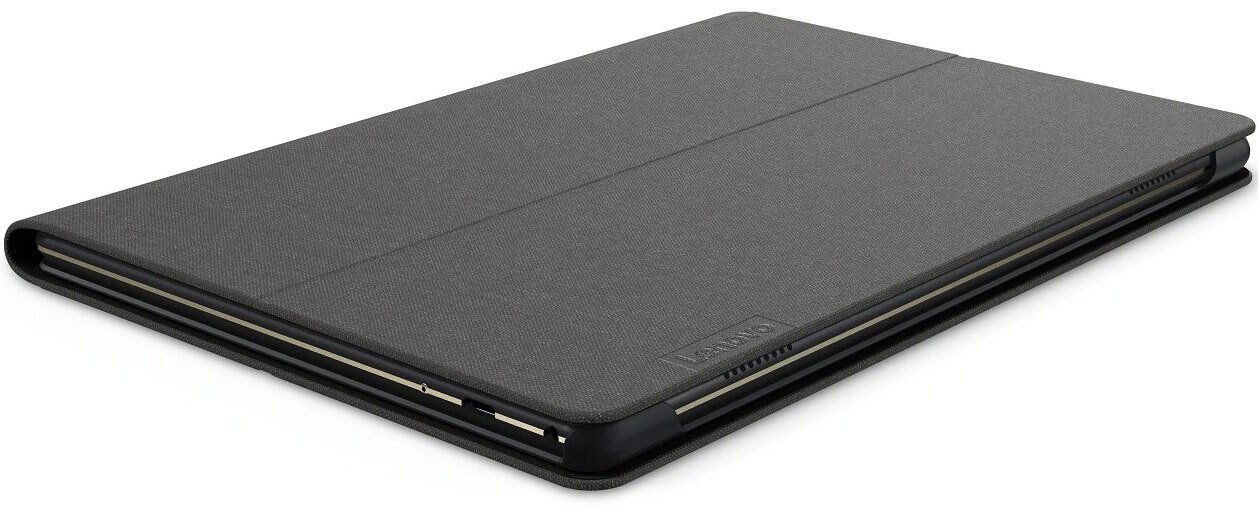 Защитный набор Lenovo для планшета Tab M10 HD TB-X306 2nd Gen Folio/Case Black + защитная плёнка (ZG38C03033) фото
