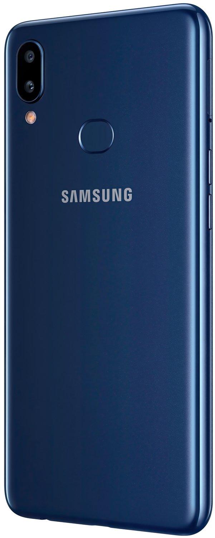 Смартфон Samsung Galaxy A10s Dark Blue фото 3